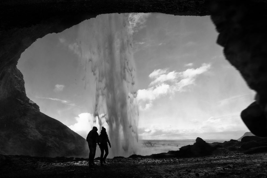 Seljalandsfoss, cascata Islandese