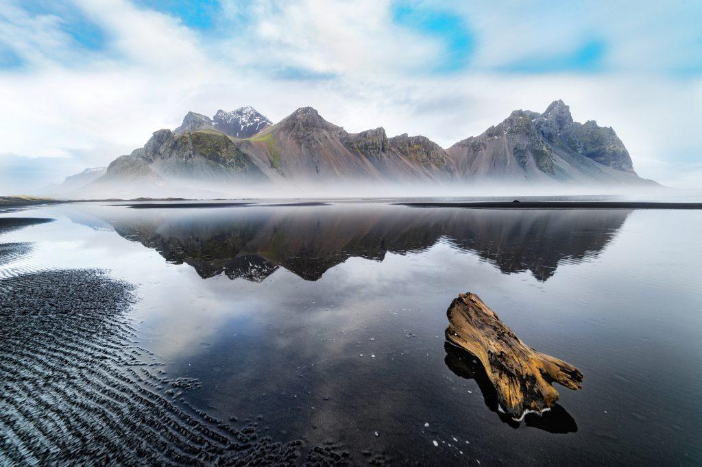 stokksnes islanda iceland